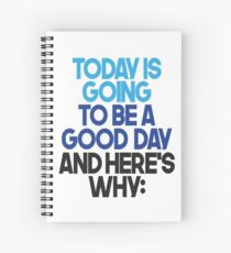 Dear Evan Hansen Spiral Notebook