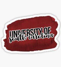 University of South Carolina - Style 24 Sticker