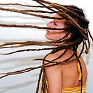 dreadlock by Viv van der Holst