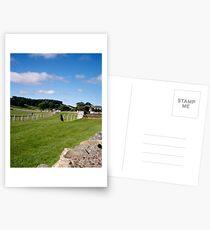 The Cartmel Racecourse Postcards