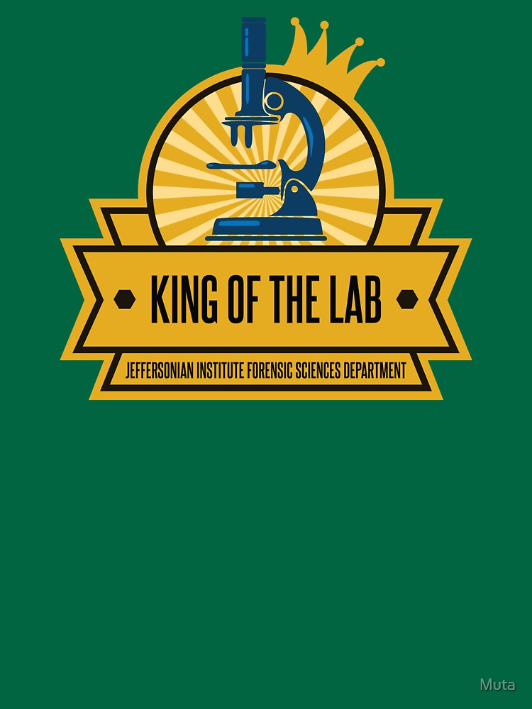 Jeffersonian's King of the Lab! | Unisex T-Shirt