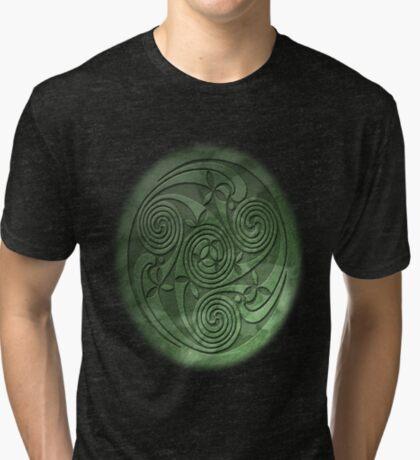 Shield Seal T-Shirt Style B Tri-blend T-Shirt