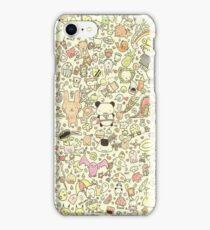 :3 iPhone Case/Skin