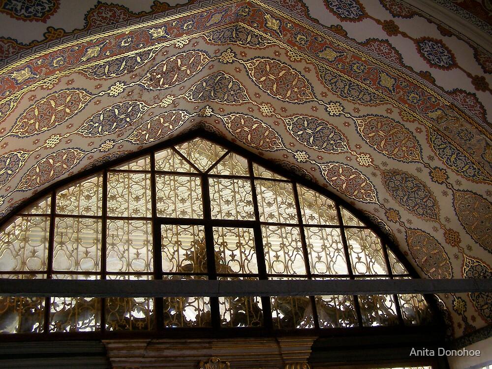 Topkapi Window by Anita Donohoe