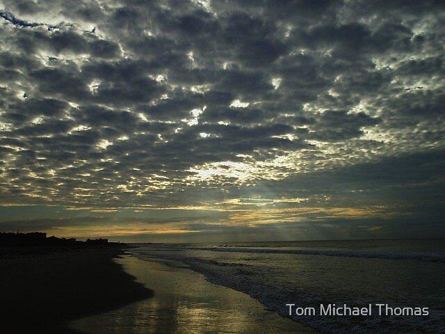 My Secret Beach Spot by Tom Michael Thomas