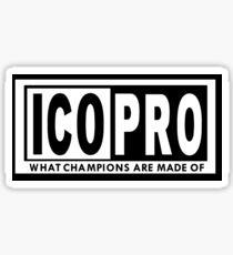 ICO PRO Sticker