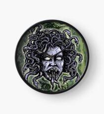 Medusa Gorgon Clock