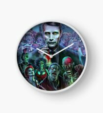 Hannibal Holocaust - They Live - Living Dead Clock