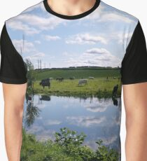 Canal walk Graphic T-Shirt