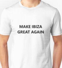 Make Ibiza Great Again T-Shirt