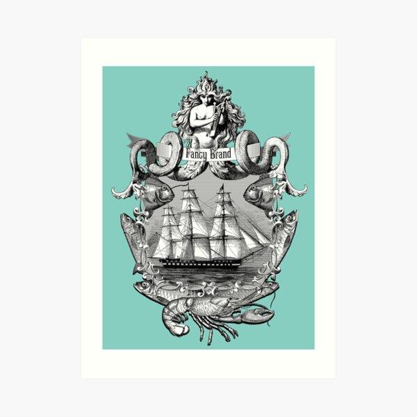 Siren's World Art Print