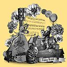 Street Music by Fancy Brand by Denys Golemenkov