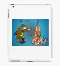 Good Boy, Bad Dalek iPad Case/Skin