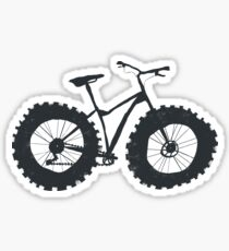 Fatbike Sticker