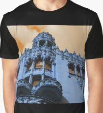 Architecture Barcelona Graphic T-Shirt
