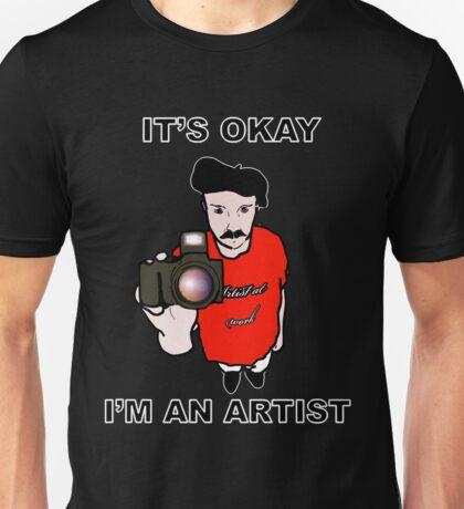 I'm an Artist- Black Edition T-Shirt
