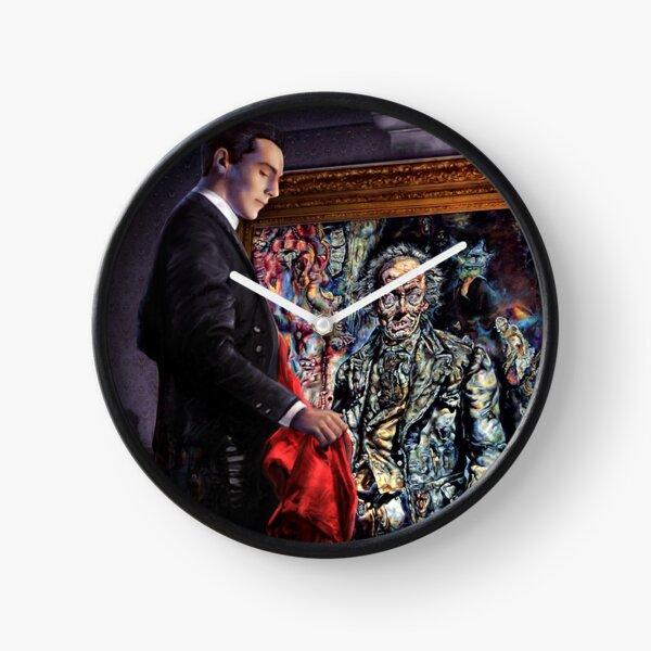 Dorian Gray revisted Clock
