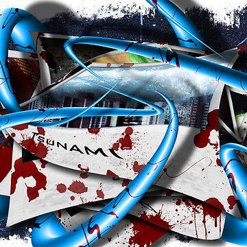 Tsunami by ssurfy