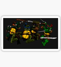 Turtle Prime Sticker