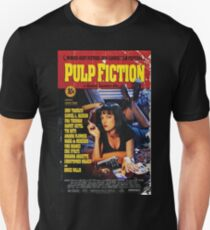 Camiseta unisex Pulp Fiction