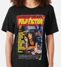 Pulp Fiction Slim Fit T-Shirt
