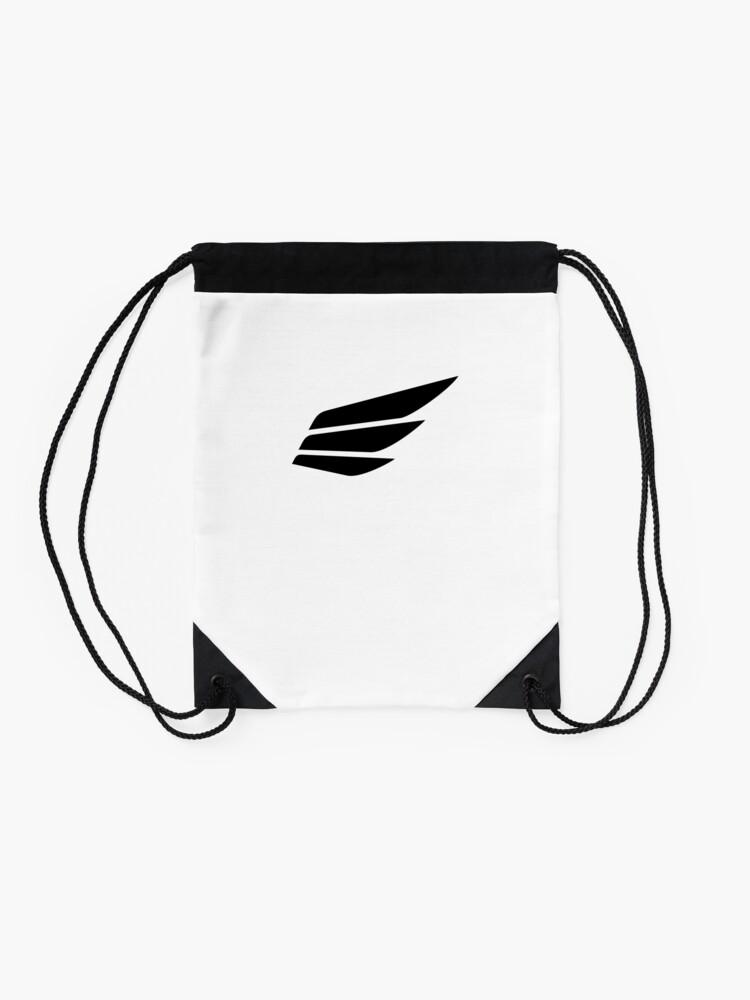 Alternate view of Fast Lean Fit® Logo Drawstring Bag