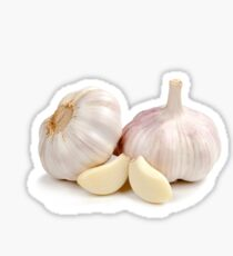 Garlic Sticker