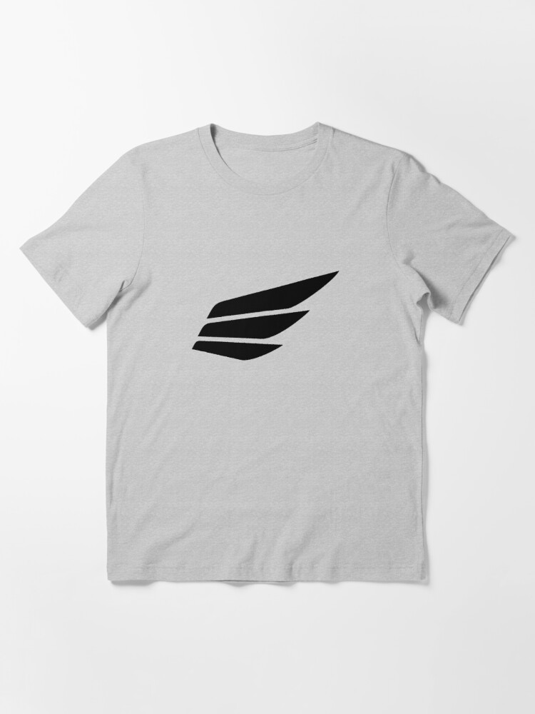 Alternate view of Fast Lean Fit® Logo Essential T-Shirt