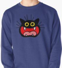 Crazy Cat by Cheerful Madness!! Pullover