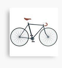 Fixie, Fixed Gear, Biking Cycler Metal Print
