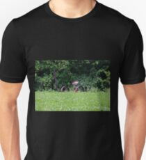 Vintage Horse-drawn Farm Mower Unisex T-Shirt