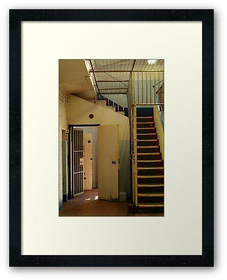 Geelong Jail by Joe Mortelliti
