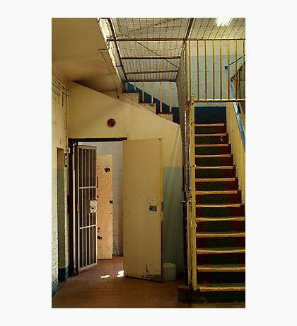 Geelong Jail Photographic Print