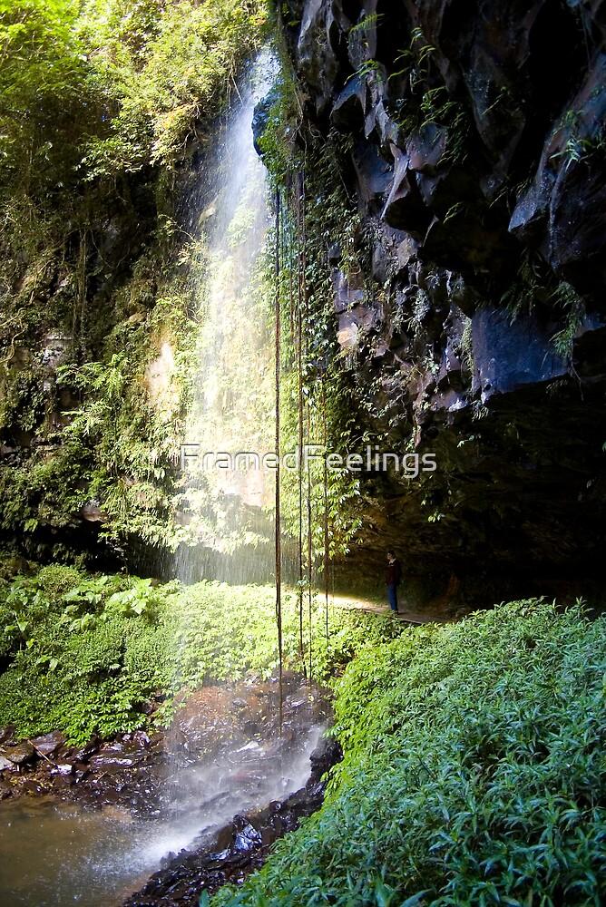 Crystal falls by FramedFeelings