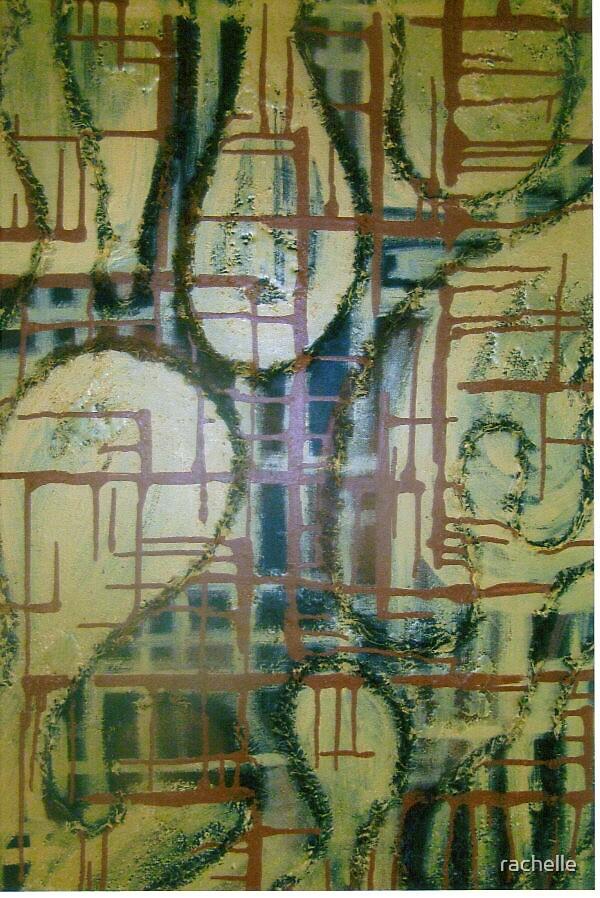Alien nation by rachelle