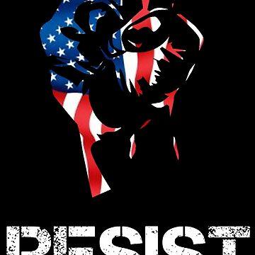 RESISTENCIA AMERICANA de EasyDonny