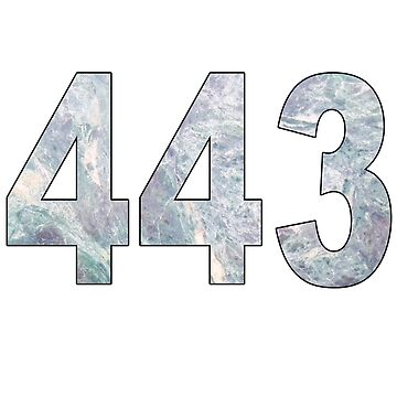443 Area Code by ldeitch