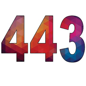 443 Area Code 2 by ldeitch