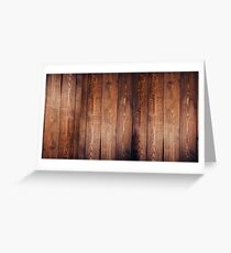 Plancher Bois  Greeting Card