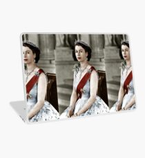 Queen Elizabeth II Laptop Skin
