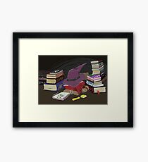 Witch Life Framed Print