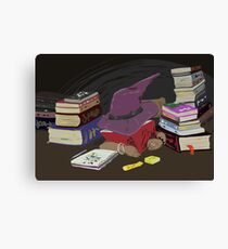 Witch Life Canvas Print
