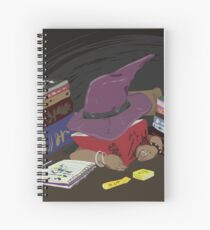 Witch Life Spiral Notebook