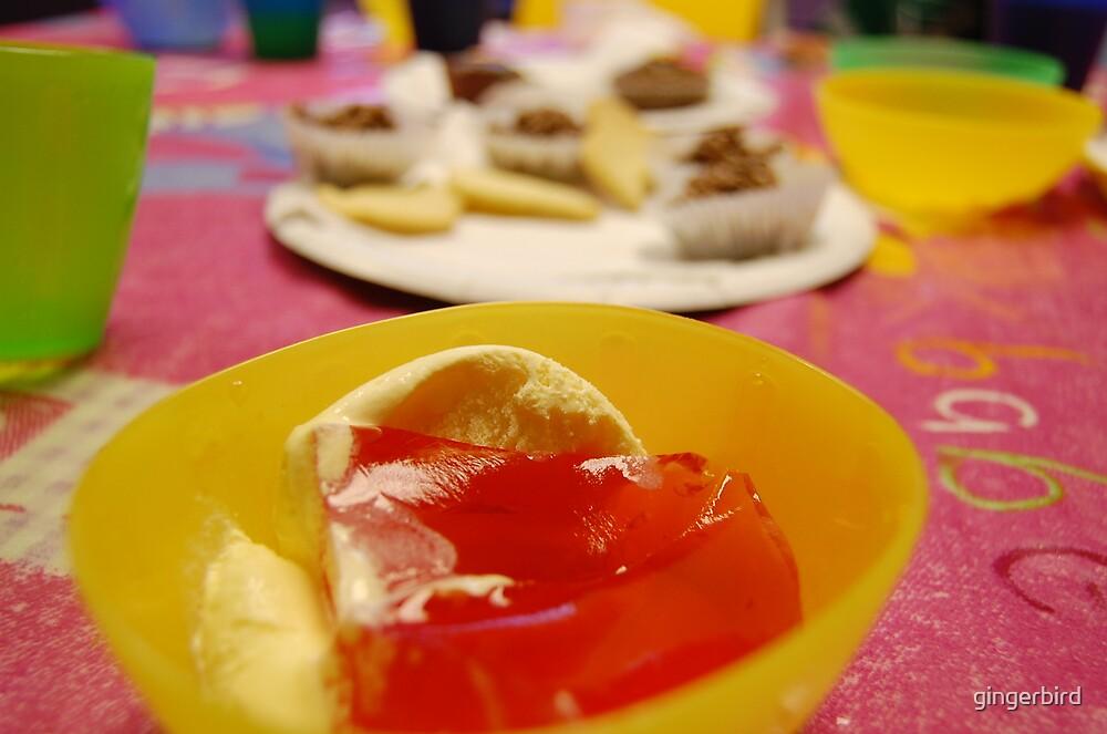 Jelly & Ice Cream by gingerbird
