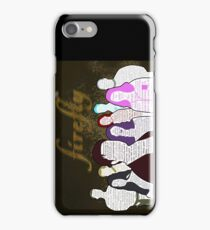 Firefly and Serenity Character Quotes iPhone Case/Skin