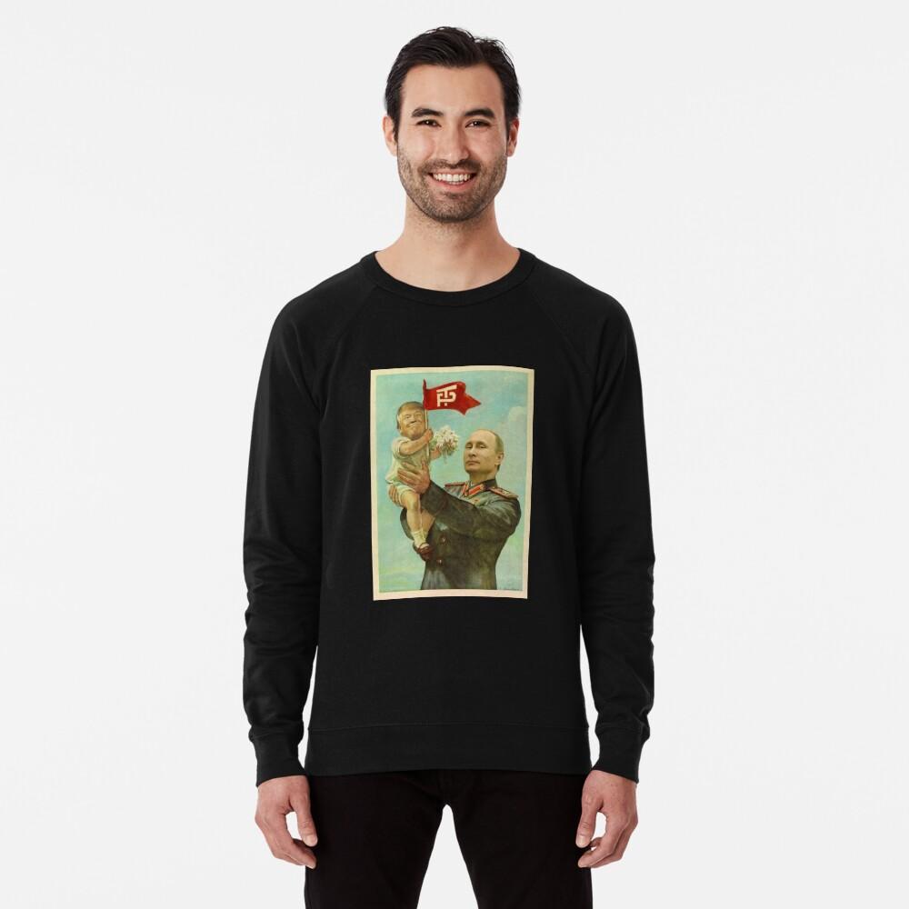 BABYTRUMPF MIT PUTIN Leichter Pullover