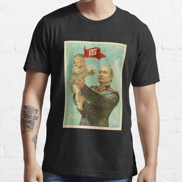 BABY TRUMP MIT PUTIN Essential T-Shirt