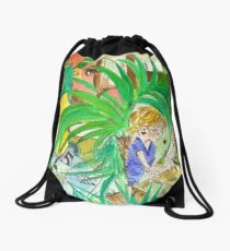 Find a Moment Drawstring Bag