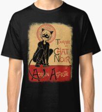 Tournee du Chat Noir Classic T-Shirt