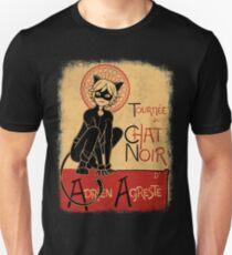 Tournee du Chat Noir Unisex T-Shirt